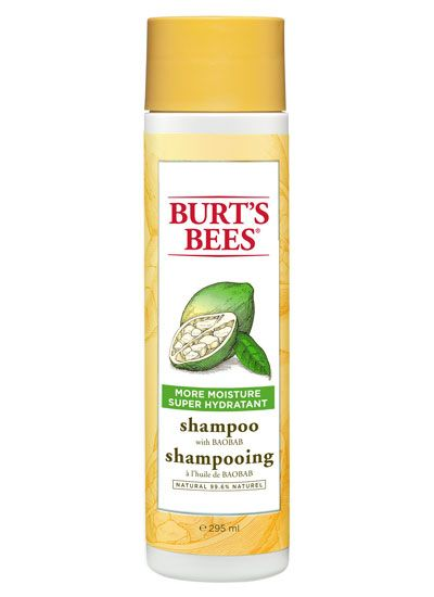 Burt's Bees More Moisture Baobab Shampoo