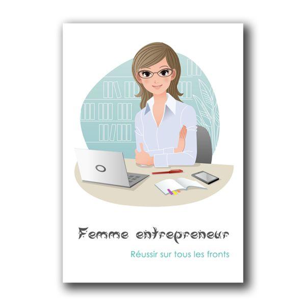 Pour toutes les femmes Entrepreneures ou celles qui aimeraient le devenir : Le guide Femme Entrepreneure #ideecadeau #ideecadeaunoel #femmeentrepreneure #entrepreneur