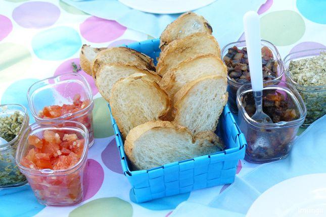 Классика мировой кулинарии и немного домашней стряпни - Рецепты для пикника в итальянском стиле