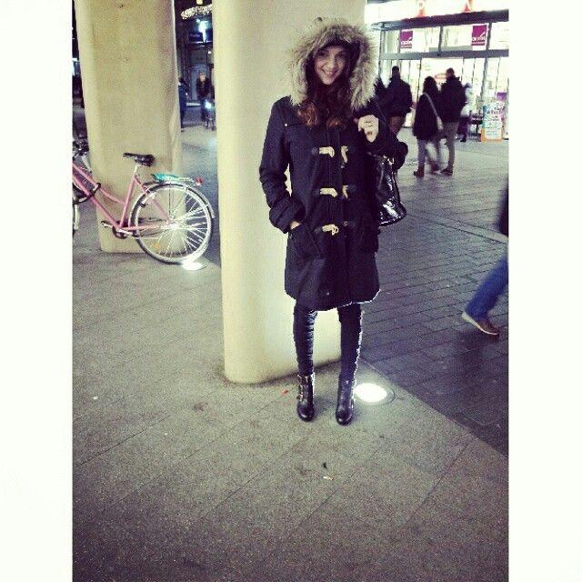 Khujo Sissy Winter Coat