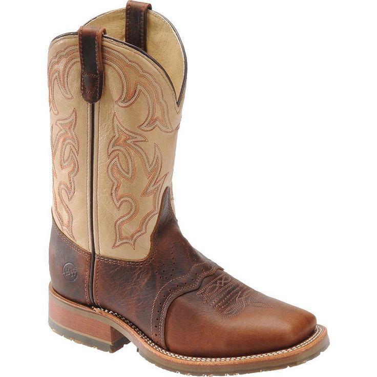 Double-H Men's Western Boots