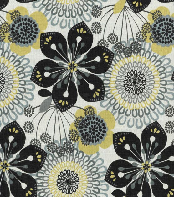Home decor fabric-waverly floating petals harvest