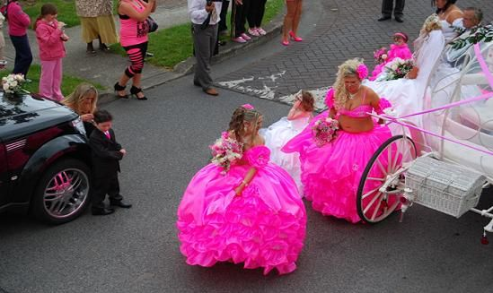 gypsy people pictures | My Big Fat Gypsy Wedding | Imperfect Women | Celebrity, Style, Womens ...