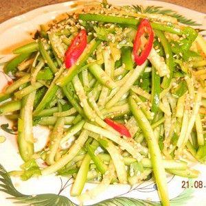 Тайский огуречный салат рецепт – тайская кухня, салаты с огурцами, вегетарианская еда: салаты. «Афиша-Еда»