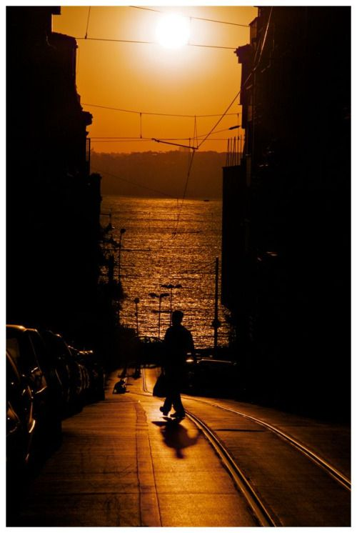 Sunset (Moda,Kadıköy,Istanbul)