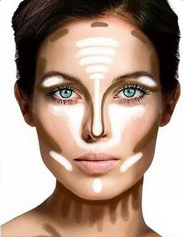Tips for a thinner looking face