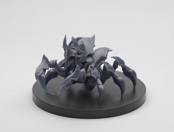 ArtStation - Dota 2 sculpts, Max Aristov