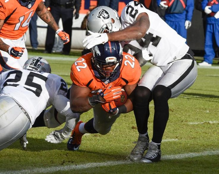 C.J. Anderson  - Broncos vs Raiders (12/28/14)