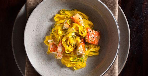 NoMad's Crab Pasta recipe