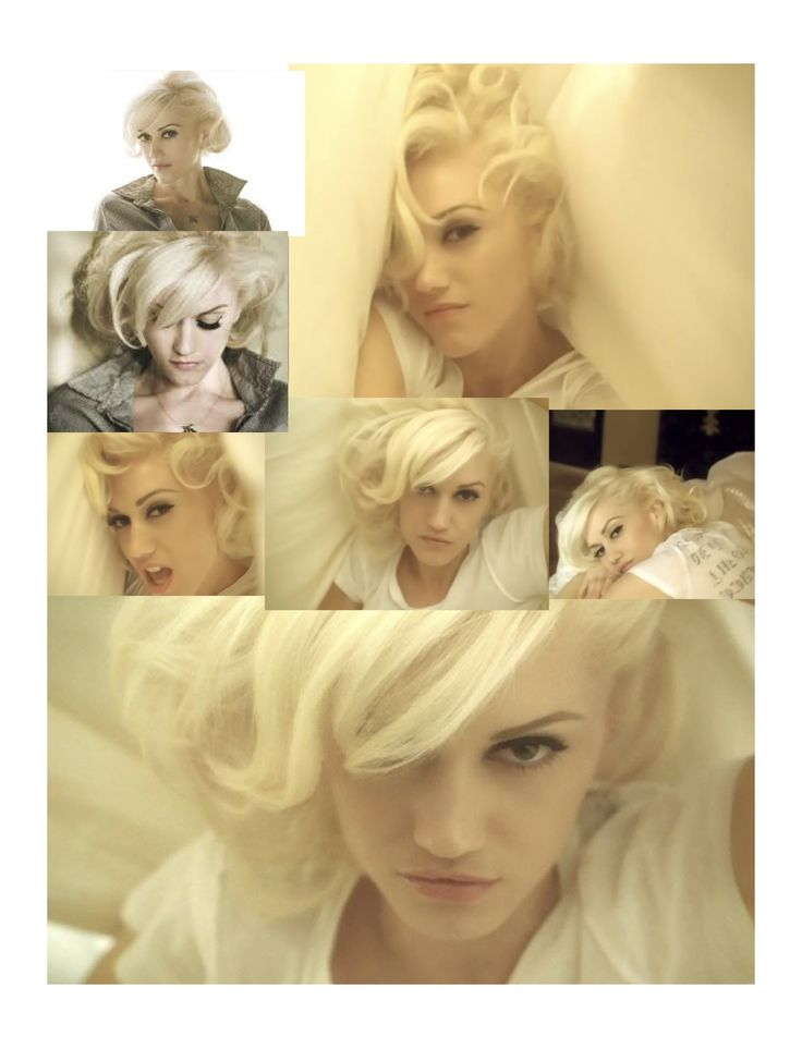 4 In The Morning by Gwen Stefani | Love the hair and makeup!