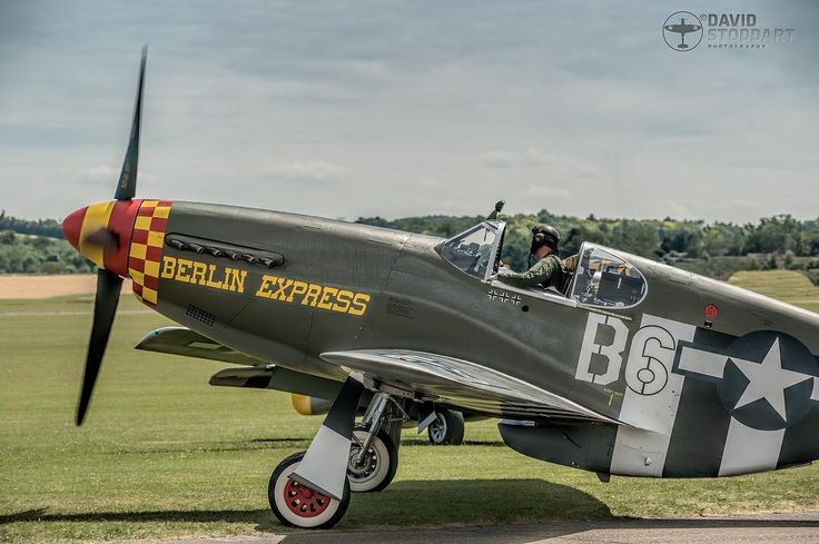 P-51B Mustang Berlin Express Taxiing back after the Canopy Incident at #duxfordairshow #flyinglegends 2017. #warbirds #warbirdphotographer #ww2 #ww2planes #ww2history #secondworldwar #sonya9 #planespotting #planesofinstagram #excellentaviation #aviationphotography #mustang #aircraftsphotos #aircraftrestoration