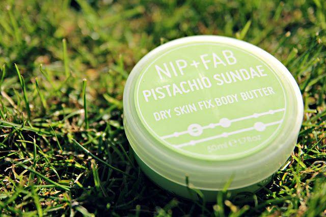 NIP+FAB Pistachio Sundae | Makeup & Beauty products | Pinterest