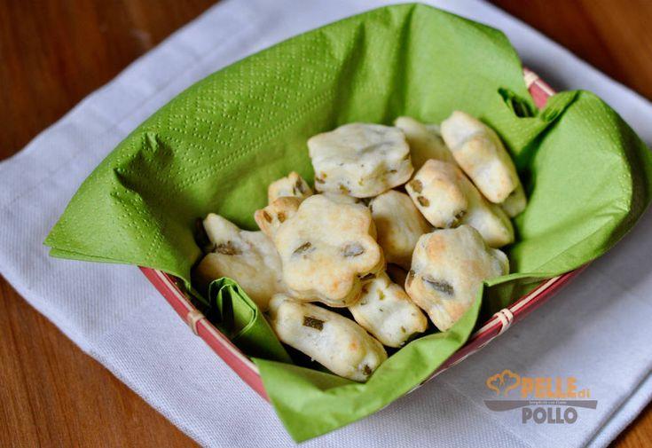 biscotti salati alle olive