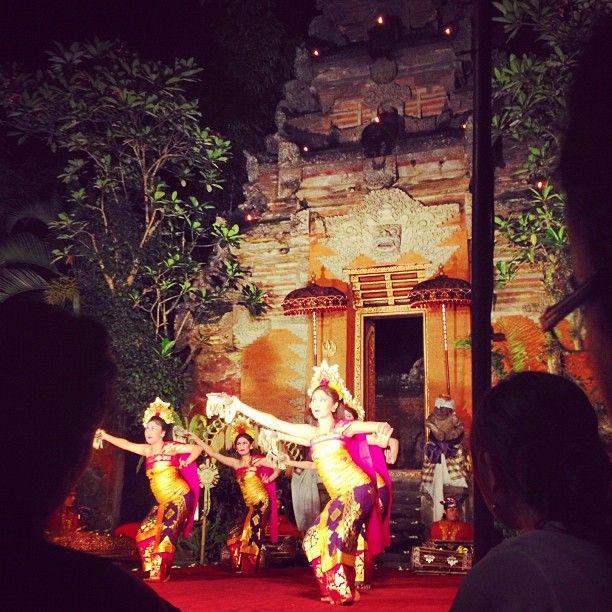 Puri Saren Ubud (Ubud Palace) in Ubud, Bali