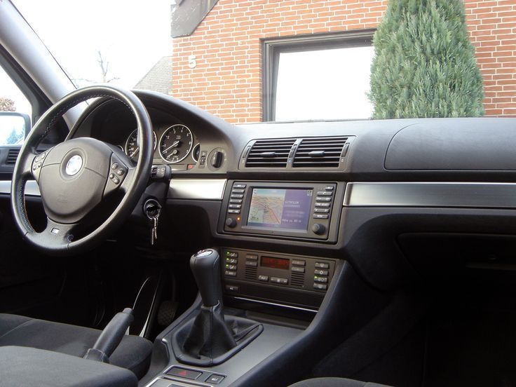 Awesome BMW Interior Of BMW E39 Website About Cars BMW