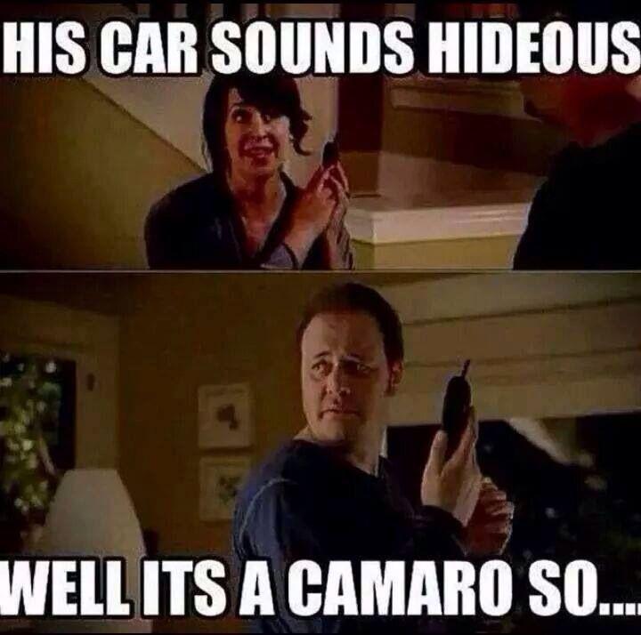 Funny Camaro meme