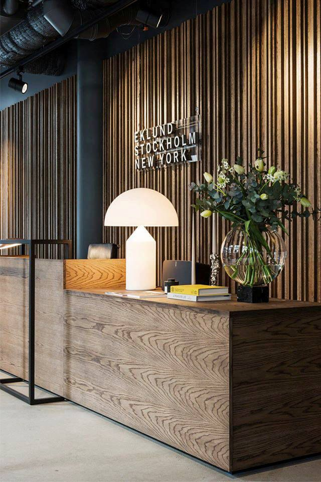 Geniales oficinas de EKLUND STOCKHOLM NEW YORK en Gotemburgo. Design Fath...