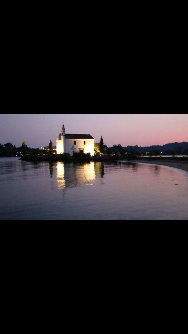 Church of #Gouvia #Corfu #Greece