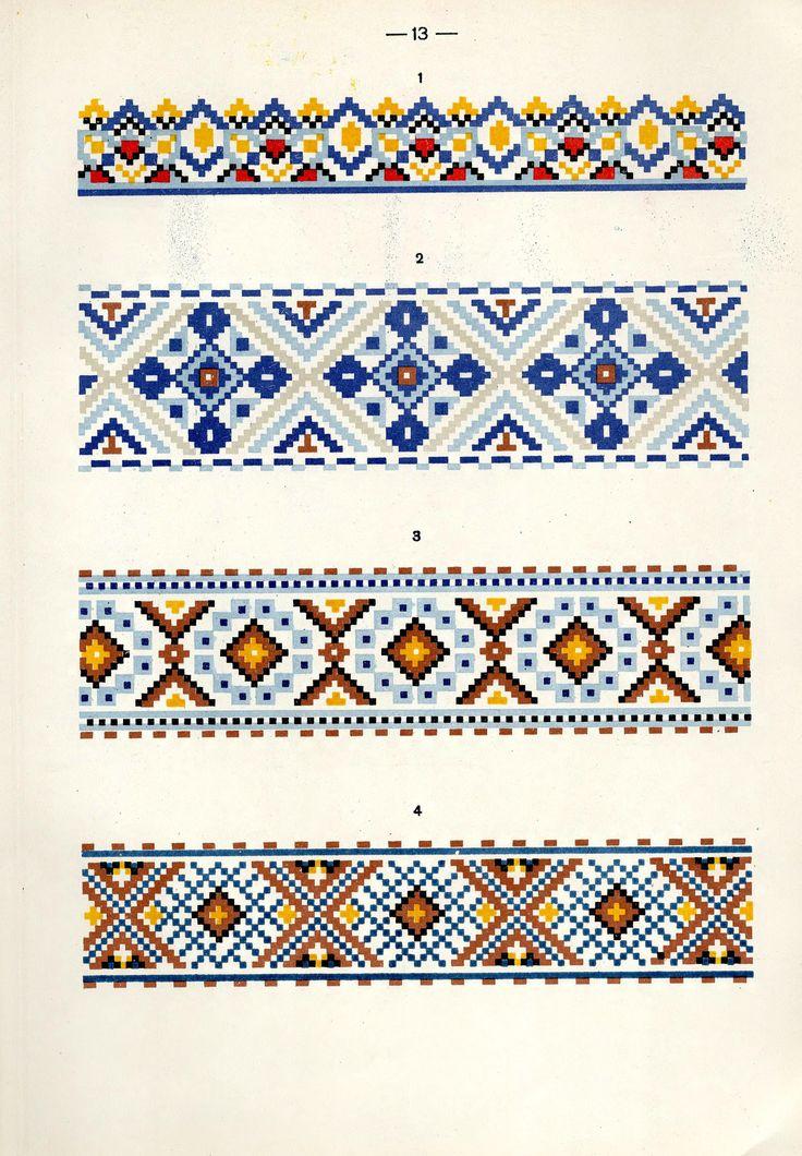 https://flic.kr/p/fQsfNJ   Белорусский народный орнамент - 1953_103   Belarusian ethnic embroidery