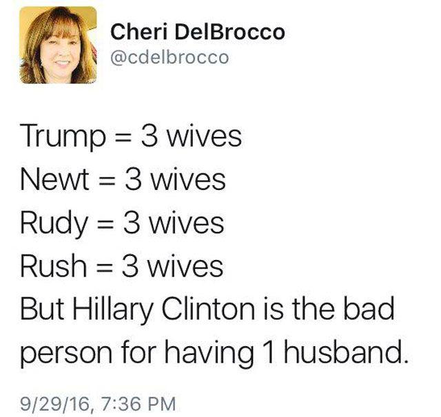 Funny 2016 Election Memes: Marital Records