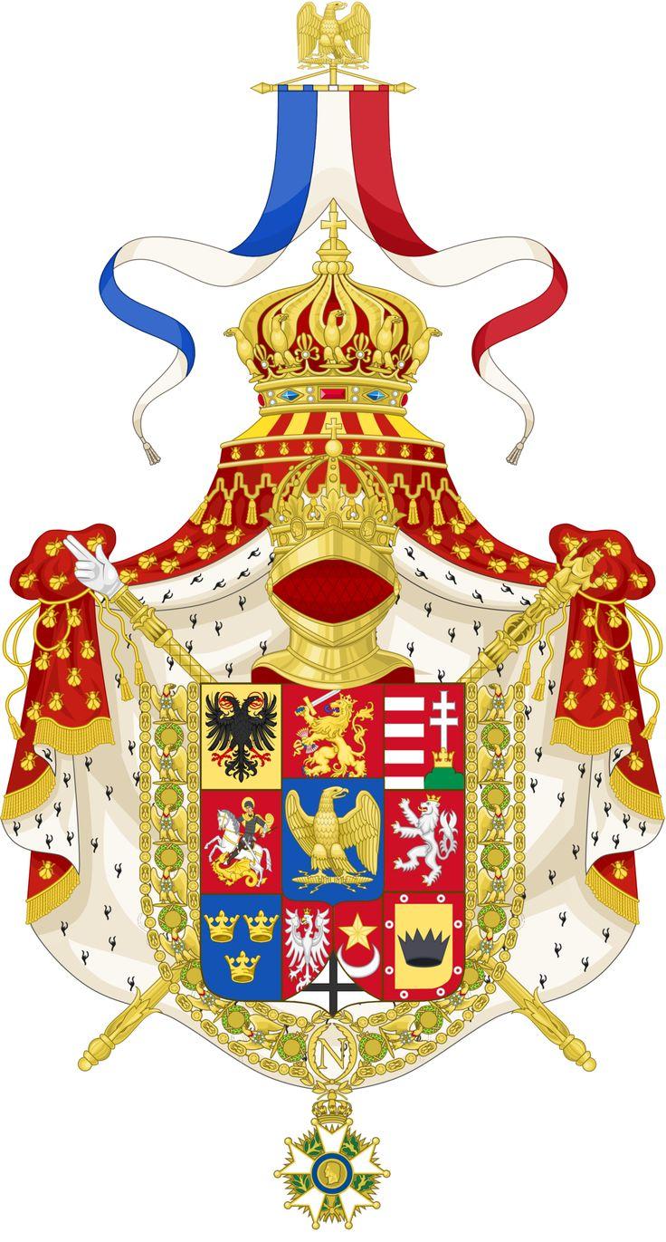 CoA Empire of France by TiltschMaster.deviantart.com on @deviantART