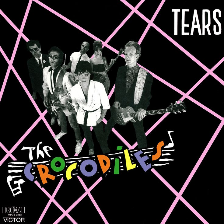 The Crocodiles - Tears
