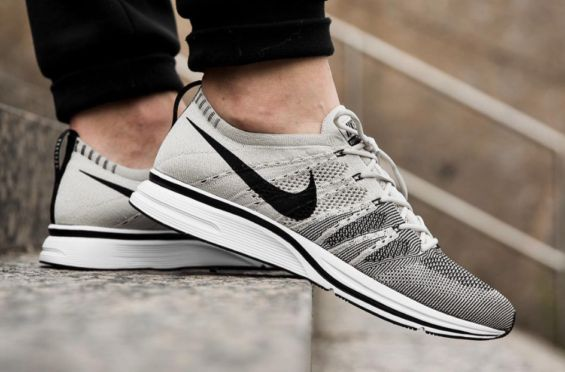 6759550ea3 The Nike Flyknit Trainer Pale Grey Is Now Available Overseas | Nike Free  Shoes | Nike flyknit trainer, Fashion, Fall outfits