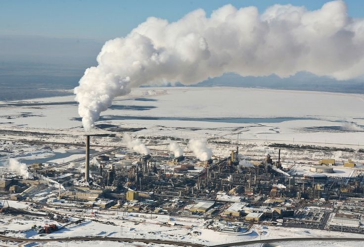 The Craziest Photos Of The Oilsands