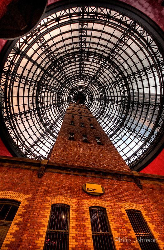 """""""Coops Shot Tower, Melbourne"""