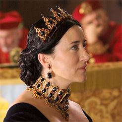 Season 1. A special envoy from the Pope hears Henry's marriage petition. The Tudors