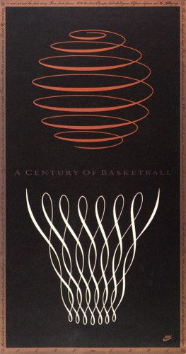 Century of Basketball Poster