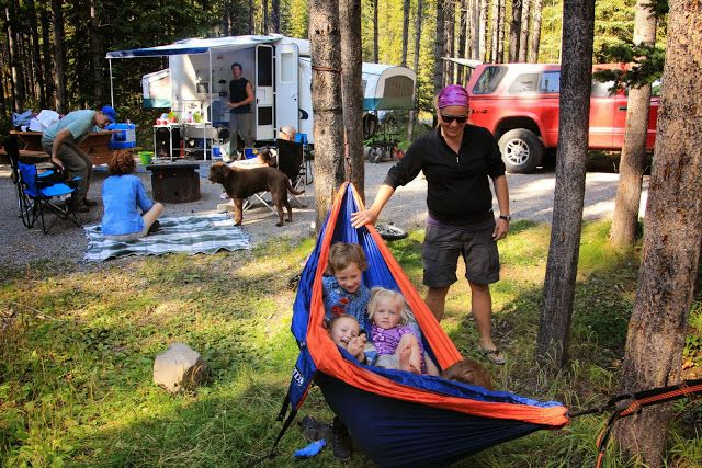 The Best Place to Bike and Camp in Kananaskis - Peter Lougheed Provincial Park (Family Adventures in the Canadian Rockies)