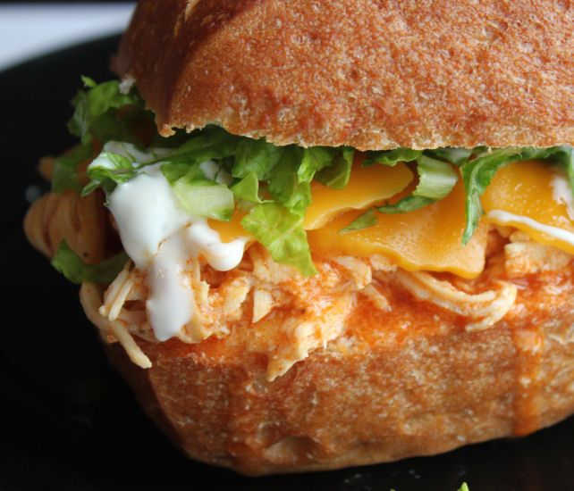 13 best friday night sandwich ideas images on pinterest for Buffalo chicken sandwich recipe grilled