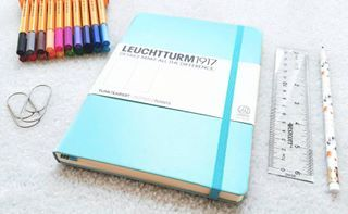 Some nice supplies could help motivate you to use it… | 21 Tips From Normal People That Prove Bullet Journalling Is For Everyone