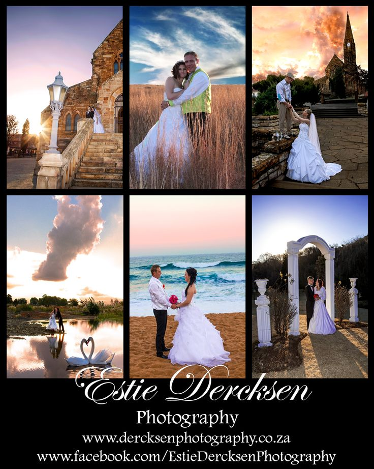 NATIONAL: Professional Photographer - Unique, stylish & creative. We specialize in wedding photography, lifestyle shoots, portraits and baby/children photography. Both studio and outdoor shoots - anywhere, anytime.   #EstieDercksenPhotography https://www.facebook.com/EstieDercksenPhotography