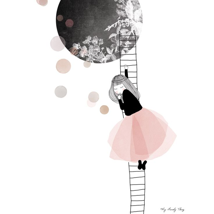 Le poster The moon de la collection by My Lovely Thing pour Lilipinso décore et agrémente le mur d'une chambre d'enfant. Il apportera toute sa gaieté dans la pièce !