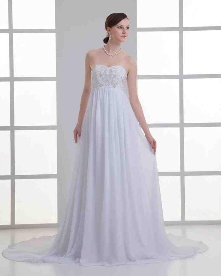 32 best Maternity Wedding Dress images on Pinterest | Short ...