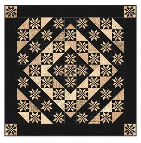 black & tan quilts   Designer Tidbits: Primitive Gatherings - Fat Quarter Shop's Jolly ...