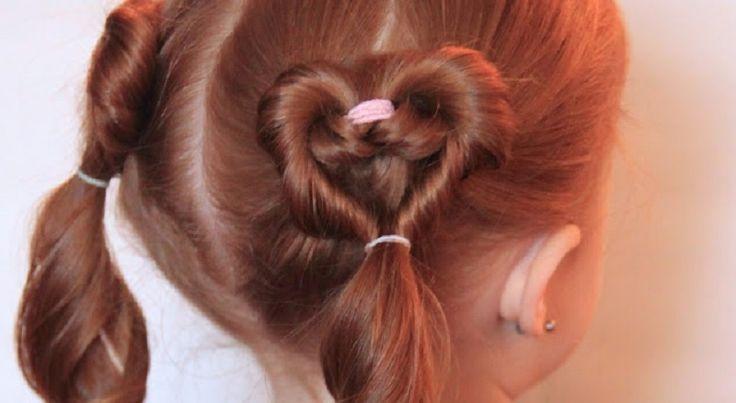 Une coiffure pour la Saint-Valentin!