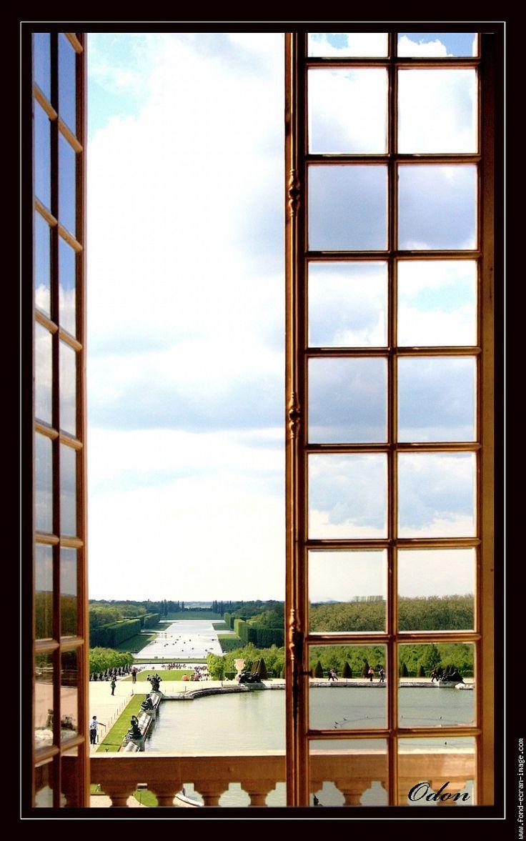 Versailles view