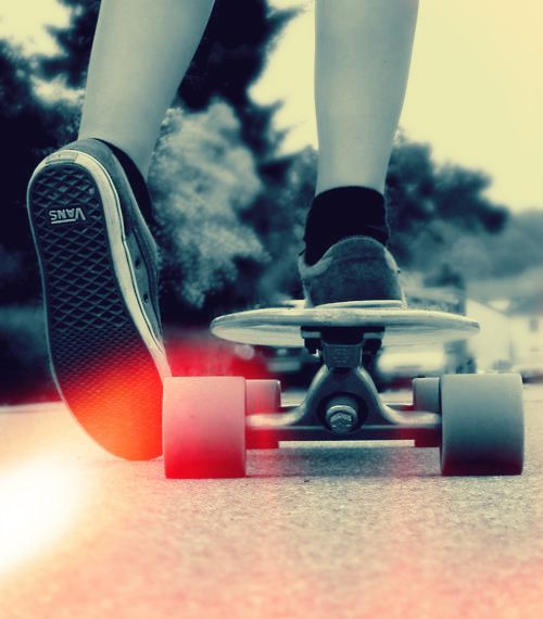 Skateboarding brings peace, relaxation, and happy thoughts. Nothings Better then skateboarding.