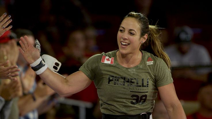 The Canada Team Alessandra Pichelli Crossfit Women Crossfit Athletes Crossfit Games