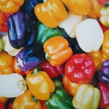 Овощной фрукты Красочные перец семян Сладкий чили семена растения Бонсай Семена для дома и сада 100 семян/мешок