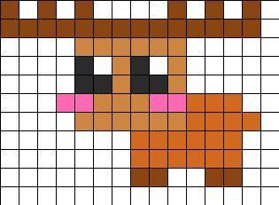Resultado de imagen para dibujos de pixeles faciles