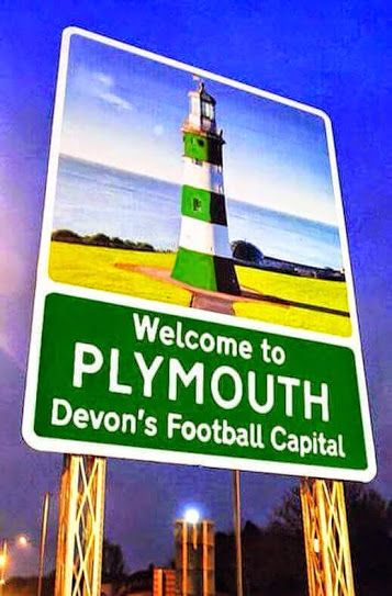 Plymouth Argyle FC - is Devon's Football Capital #pafc  #plymouth