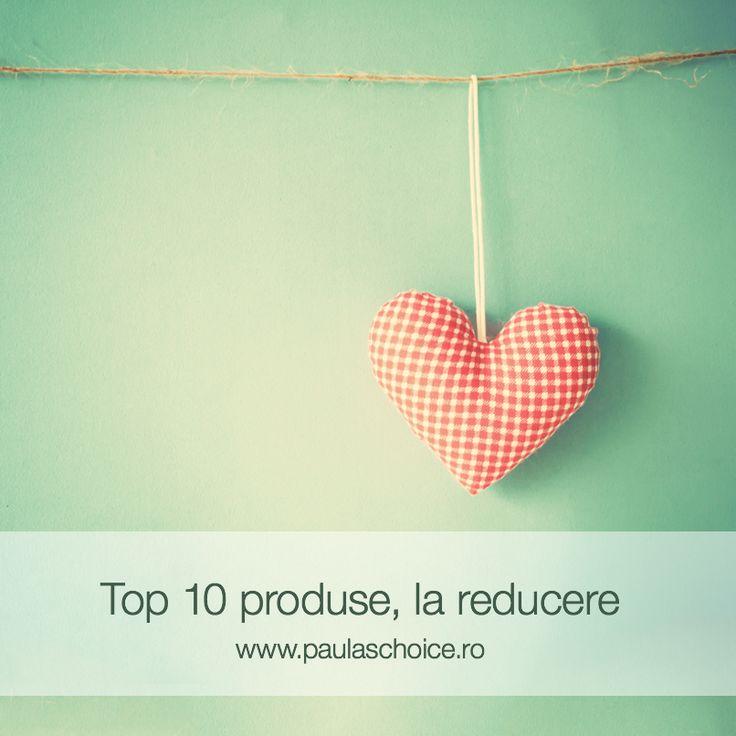 Răsfață-ți pielea cu cele mai iubite produse de îngrijire marca Paula's Choice, disponibile acum la un preț special! Până pe 15 februarie, ai 10% reducere la 10 din cele mai populare produse precum și la toate pachetele de produse.