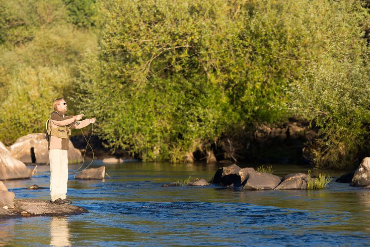 """""""A trout is a moment of beauty known only to those who seek it."""" Arnold Gringrich. www.semonkonglodge.com"""