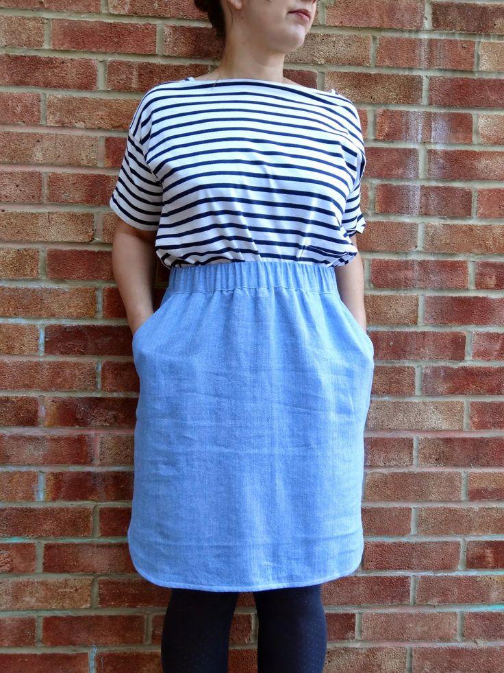 Marilla Walker: Ilsley skirt - free pattern download