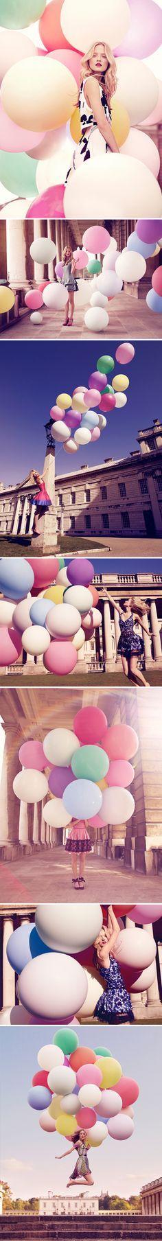 99 Luftballons   Zuckermonarchie Blog
