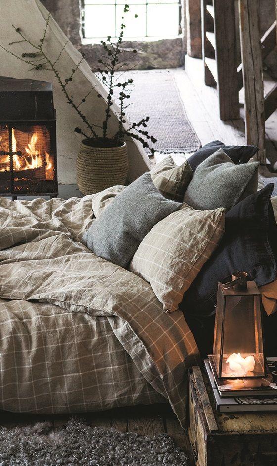 Lovely linen wool/linen kuddfodral – Natural från Lovely Linen by Kardelen hos ConfidentLiving.se